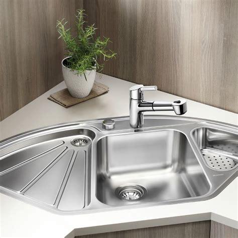 Blanco-Corner-Kitchen-Sink
