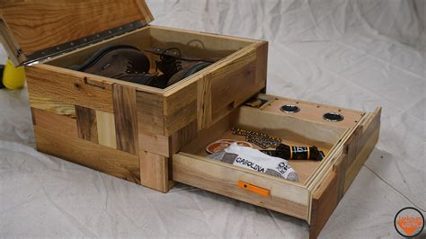 Blanket Chest Plans With Secret Compartments