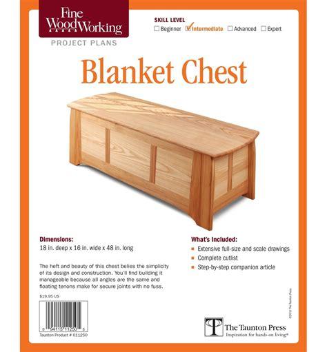 Blanket-Box-Plans