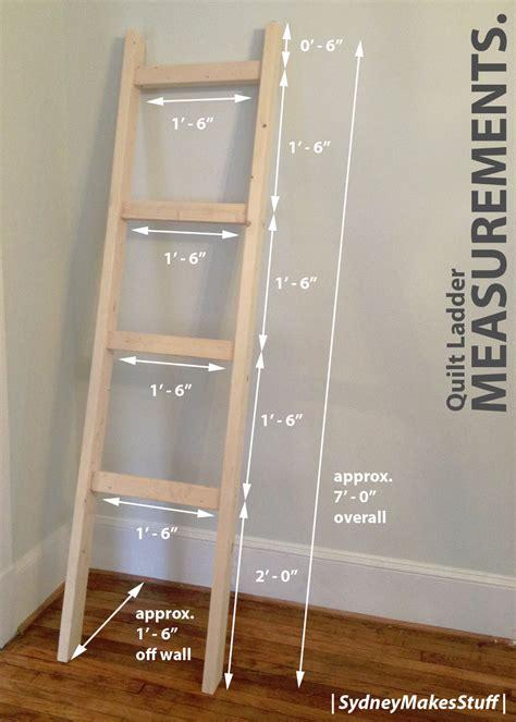 Blanket-Ladder-Design-Plans