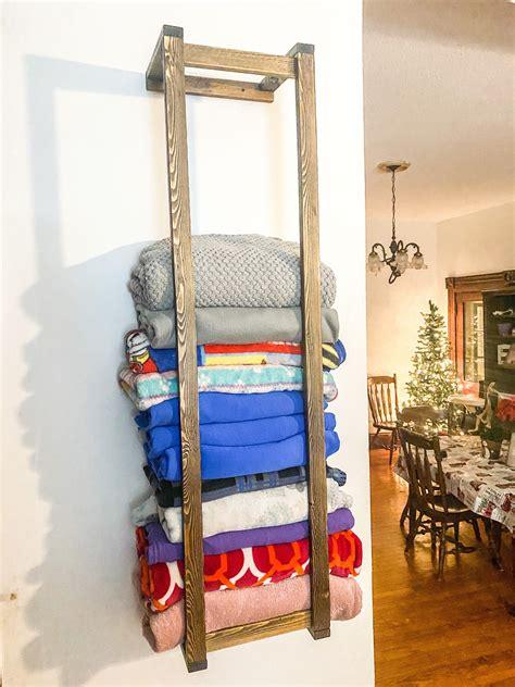 Blanket-Rack-Diy