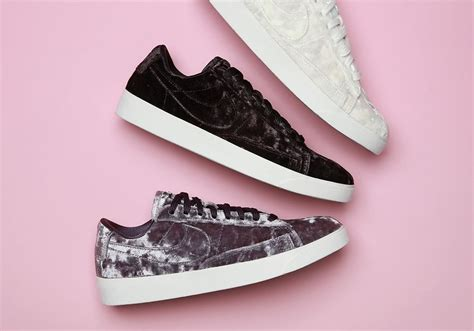 Blazer Low Sneakers Nike Velvet