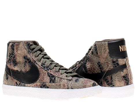 Blazer MID PRM VNTG QS 'Safari Pack' Mens Basketball Shoes