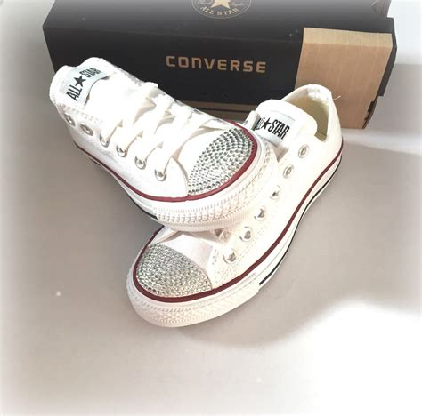 Bling Converse Sneakers
