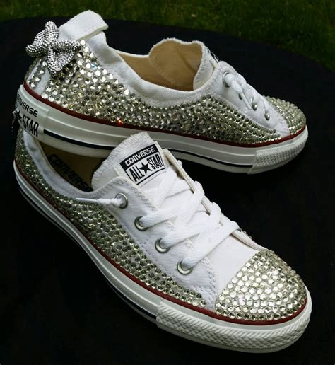 Bling For Converse Sneakers