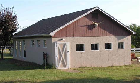 Block-Barn-Plans