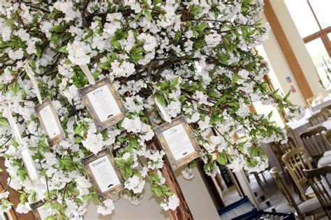 Blossom Tree Table Plan