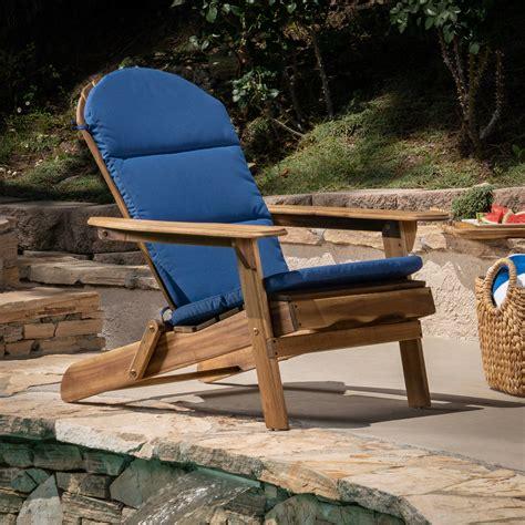 Blue-Adirondack-Chair-Cushions