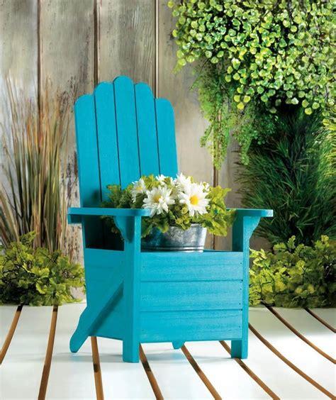 Blue-Adirondack-Chair-Planter