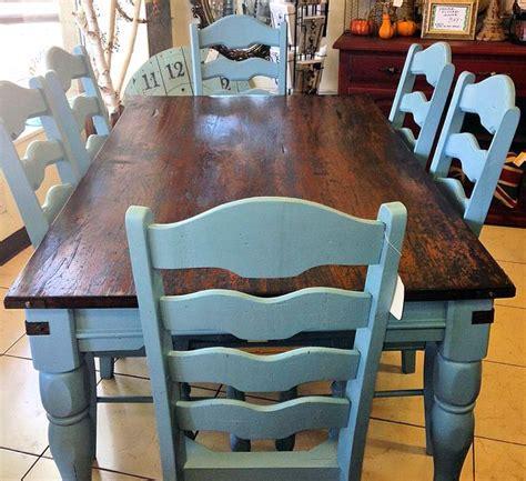 Blue-Farm-Table