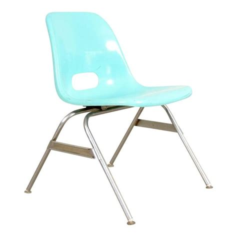 Blue-Fiberglass-Resin-Adirondack-Chairs