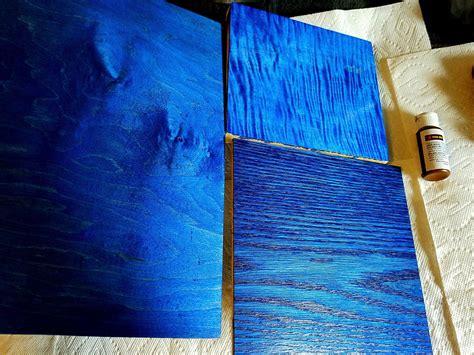 Blue-Wood-Stain-Diy