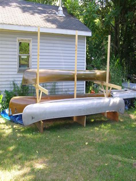 Blueprint-Material-List-Diy-Outdoor-Kayak-Rack