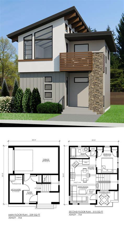 Blueprint-Modern-House