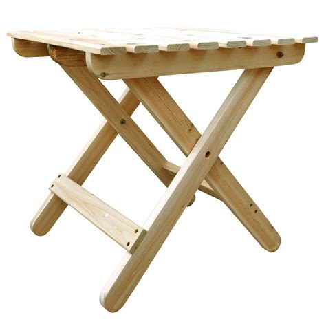 Blueprints For A Adirondack Folding Table