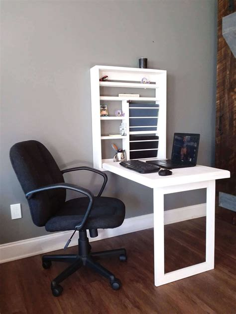 Blueprints For A Computer Desk