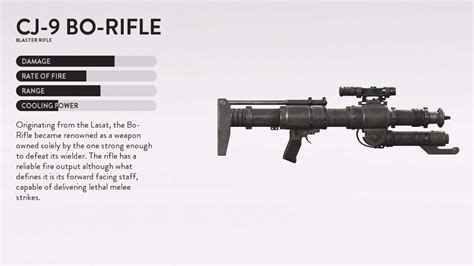 Bo Rifle Star Wars Battlefront And Cheap Rifle Sights