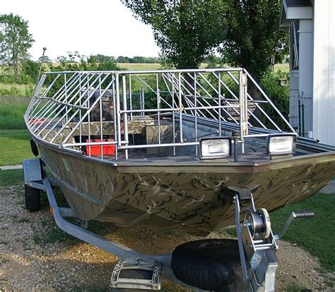 Boat Blinds Plans For Duck Hunting