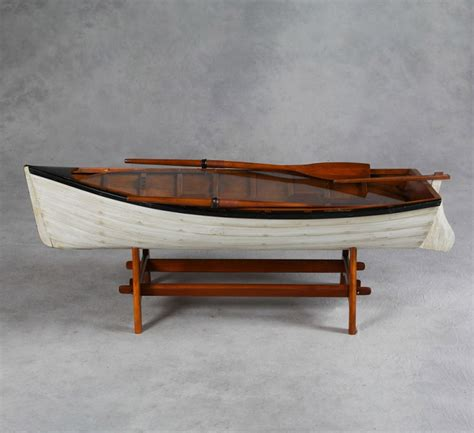 Boat Coffee Table Plans Ebay