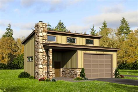 Boat House With Apartment Plans