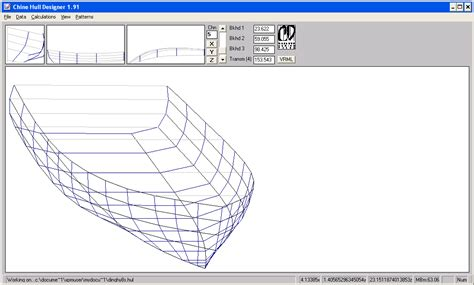 Boat Hull Design Free Software