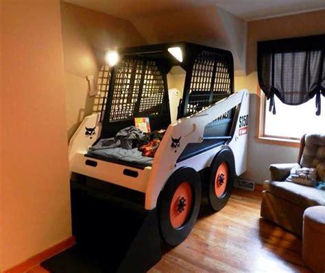 Bobcat-Toddler-Bed-Plans