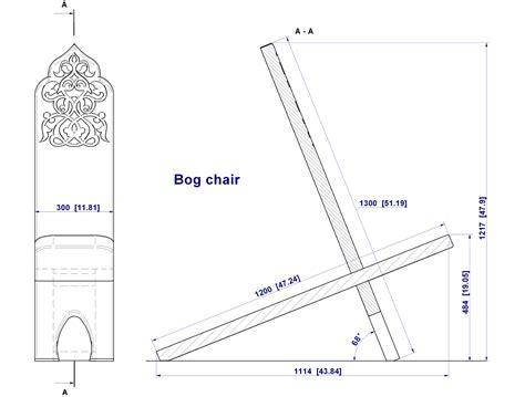 Bog-Chair-Plans