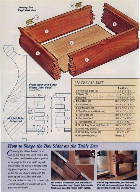 Bombe-Box-Plans