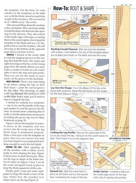Bombe-Furniture-Plans