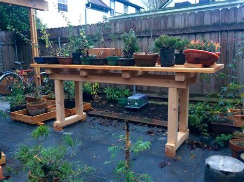 Bonsai-Display-Table-Plans