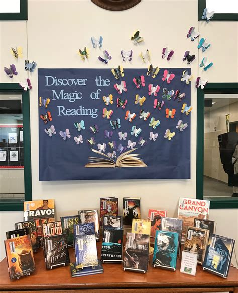 Book Display Ideas For College Libraries