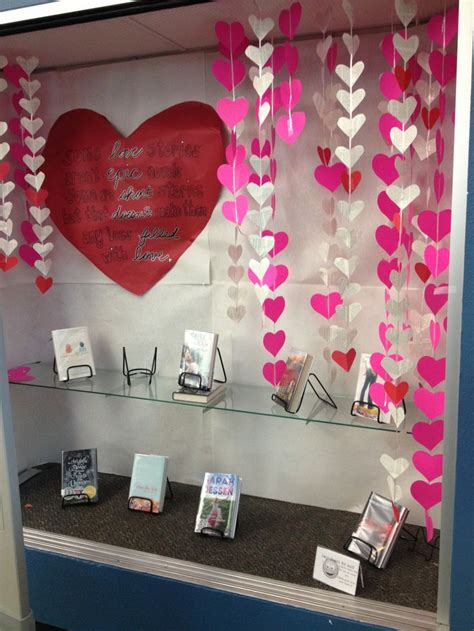 Book Display Ideas For Romance
