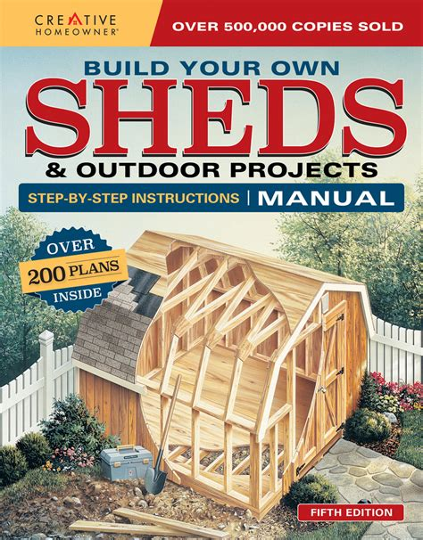 Book-Of-Shed-Plans