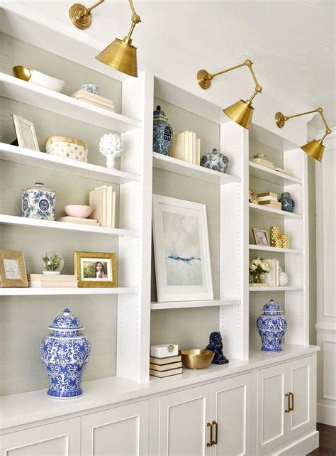 Bookcase Lighting Diy Projects