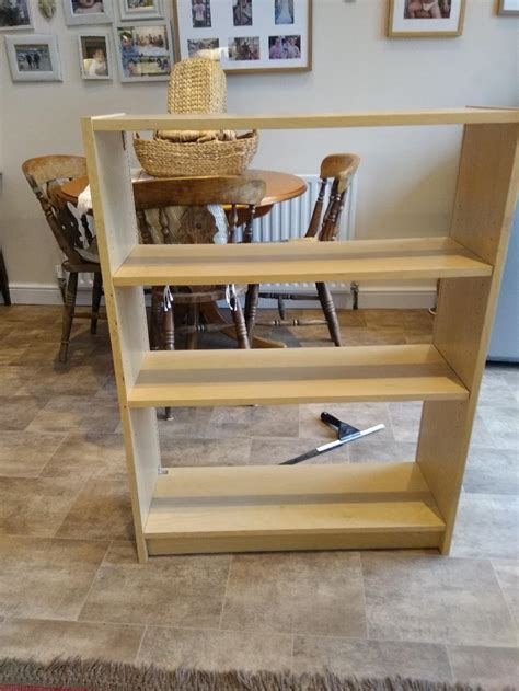 Bookcase Plans No Back