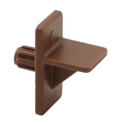 Bookcase Shelf Support Pegs Prime line 6mm