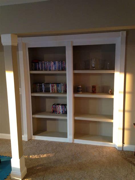 Bookcase-Closet-Door-Plans
