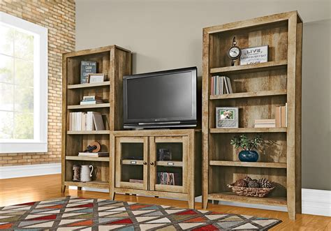 Bookcase-Entertainment-Center-Diy