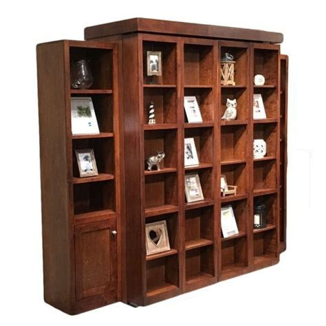 Bookcase-Wall-Bed-Plans
