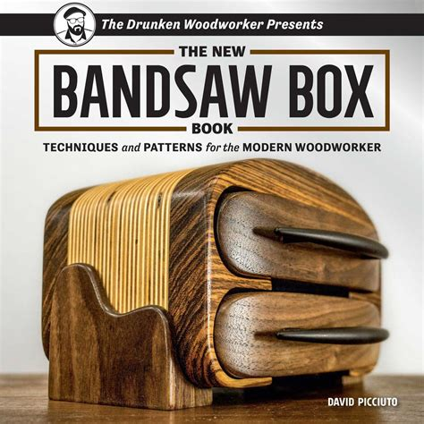 Books On How To Make Bandsaw Boxes Book