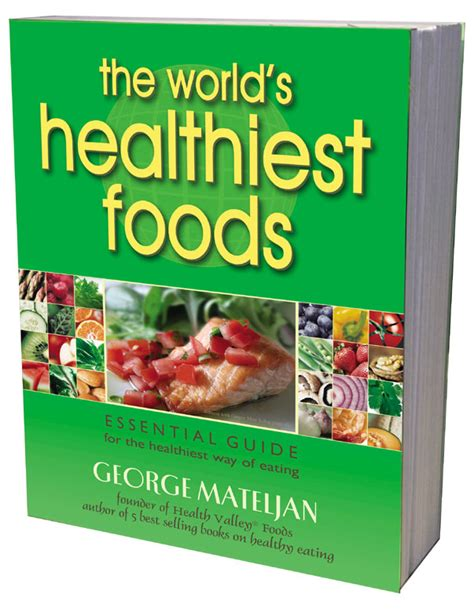 [pdf] Books By George Mateljan - The World S Healthiest Foods.