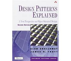 Best Books about design patterns