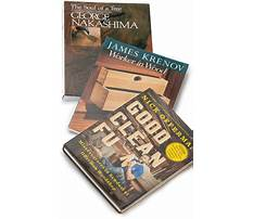 Best Books on woodworking