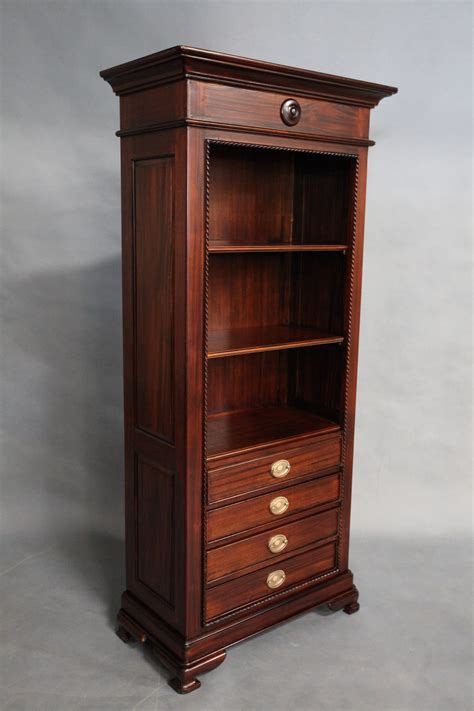 Bookshelf Cabinets With Drawers