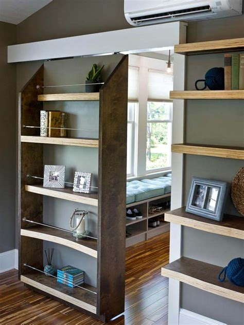 Bookshelf Door Diy Projects