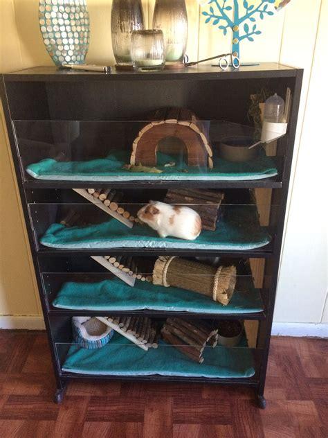 Bookshelf-Cage-Diy