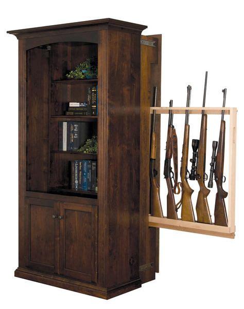 Bookshelf-Gun-Cabinet-Plans