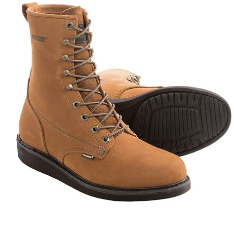 Boot Men's 8' Wedge Work Boot