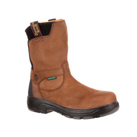 Boot Men's FLXpoint 6' M Georgia Work Boot