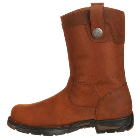 Boot Men's GB00018 10' Wellington Athens Steel Toe